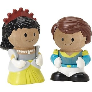 Play Town: Cinderella &Amp; Prince 2-Pack