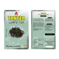 TANTEA - WHITE TEA - NILGIRIS PRODUCT - 100 Grams X 2 Packs