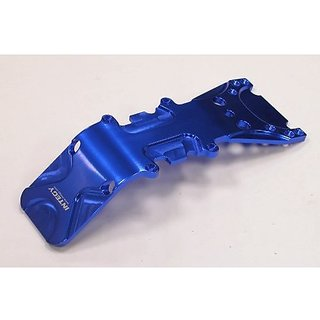 Integy RC Hobby T3033BLUE Evolution5 Front Skid Plate For T E-Maxx 3903 3905 3906 3908 4907 4908 4909 4910