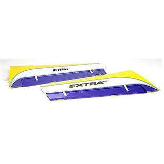 E Flite Wing Set With Ailerons: Extra 260 480