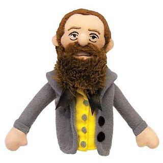 Herman Melville Magnetic Finger Puppet
