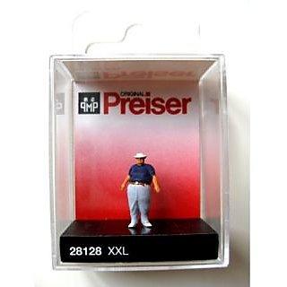 Overweight Man Ho Preiser Models