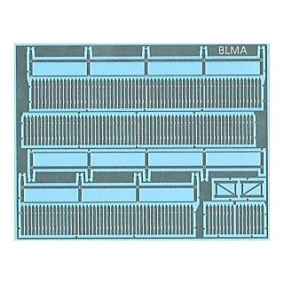 BLMA Models HO Scale Picket Fence, 70