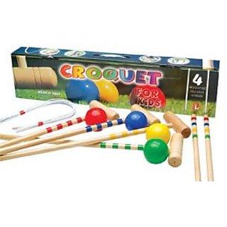 Gymnic Childrens Croquet Set