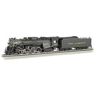 Bachmann Trains 2-8-4 Berkshire Pere Marquette 1225