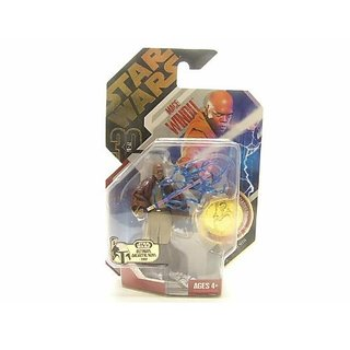 Star Wars-Mace Windu - UGH With Gold Coin