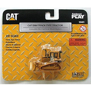 1:87 Cat D5m Track-Type Tractor
