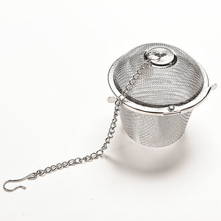 Details about  Premium Steel Tea Infuser Green Tea Mesh Ball for Brewing Green Tea