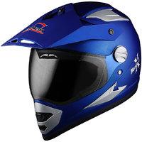 Aaron Moto Cross with SunPeak MX1 (Blue)