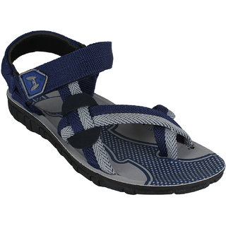 Earton Men/Boy Grey Sandals  Floaters