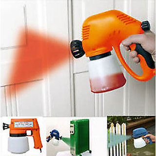 SPRAY GUN 800ml 60W AIRLESS ELECTRIC PAINT SPRAY GUN