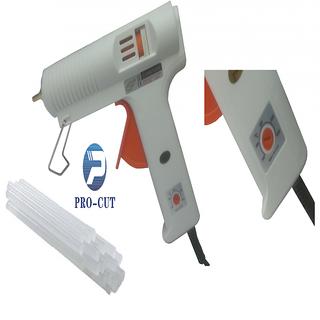 Hot Melt Glue Gun +05 Glue Sticks 100W Adjustable Constant Temperature
