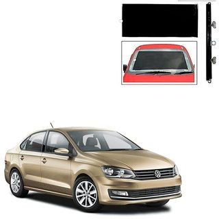 Universal Front Roller sunshade black for All Cars