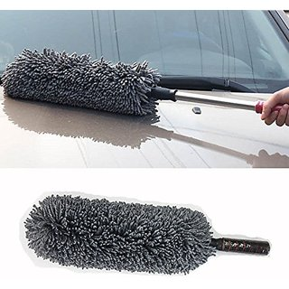 CP BIGBASKET Car Cleaning Microfiber ROUND SHAPED Duster