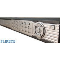 FLIREYE 16 Channel DVR H.264 Network Digital Video Recorder For Security System