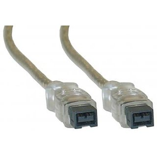 1.5 FireWire Cable 9 Pin To 4 Pin 1394 interfac