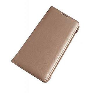 LeEco Le 2 Premium Quality Golden Leather Flip Cover