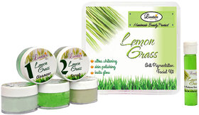 Luster Lemon Grass Facial Kit (For Pigmentation) - Free Gift