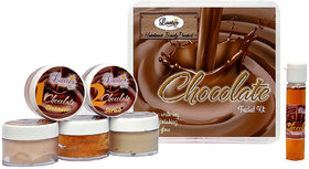 Luster Chocolate Facial Kit (Free Gift)