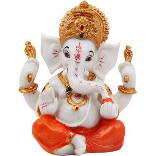 Marble Look Beautiful Shri Ganesh (Polymarble)