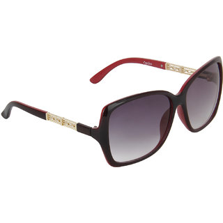 ffe79b572da7 Buy Zyaden Black UV Protection Over-sized Women Sunglass Online - Get 60%  Off