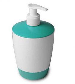 Modern Soap Dispenser White-Blue
