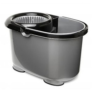 Imported Mop Bucket Twister Grey