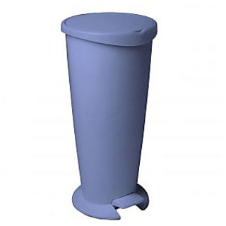 branded Bathroom Bin 2000 Blue
