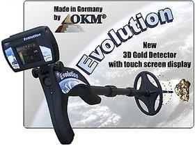 okm-evolution gold search detector