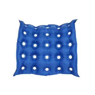 Importikaah Inflated Seat Cushion for Prolonged Sitting
