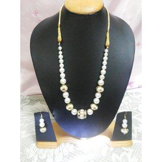 09c4293cfac Shop Pearl necklace Online - Shopclues