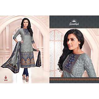 Sandhya shehzadi 109 (Unstitched)