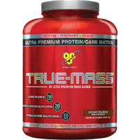 BSN True Mass - 5.82 Lb (Chocolate Milkshake)