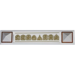 Ashta Ganesh Plate