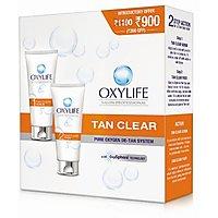 Oxylife TAN Clear Pure Oxyygen DE-TAN System kit