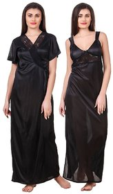 Fasense Satin Nighty  Night Gowns