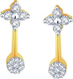 Nirvana Diamond Earrings IEL346