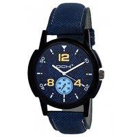 DCH IN-30 Blue Denim Analog Watch For Boys  Men