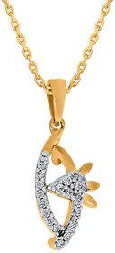 Asmi Diamond Pendant BAP428