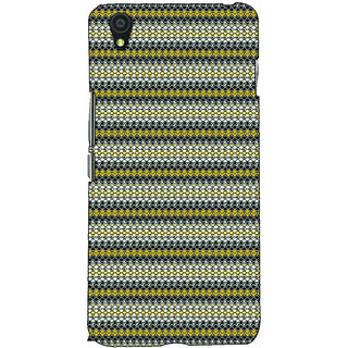 Fuson Designer Back Case Cover For OnePlus X :: One Plus X (Desinger Pattern Theme)