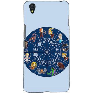 Fuson Designer Back Case Cover For OnePlus X :: One Plus X (Rashichakra Future Cycle)