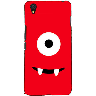 Fuson Designer Back Case Cover For OnePlus X :: One Plus X (A Cartoon Character Theme)