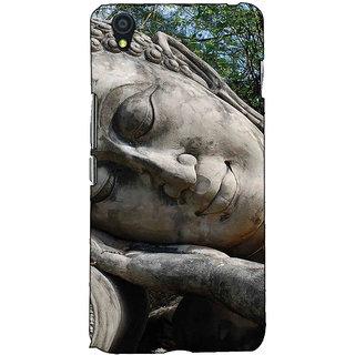Fuson Designer Back Case Cover For OnePlus X :: One Plus X (Buddha Statue Art)