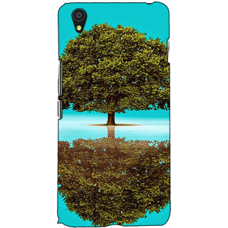 Fuson Designer Back Case Cover For OnePlus X :: One Plus X (The Tree Image Theme)