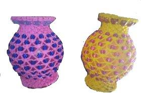 Macrame-Flower-Pot Set 2