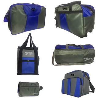 New Bagther Travel and Multi Utility Bag Combo of 6
