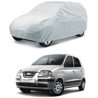 SANTRO XING-DUSTPROOF SILVER CAR BODY COVER-HMS