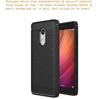 Armaguard Slim Armor Case by Tech Sense Lab, Military Grade TPU With Beautiful Carbon Fiber Design