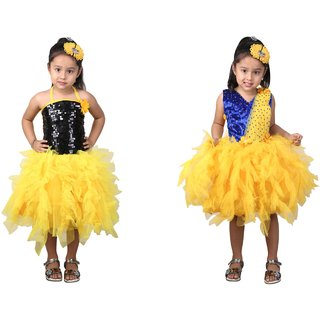 Qeboo Girls Party Wear Dress