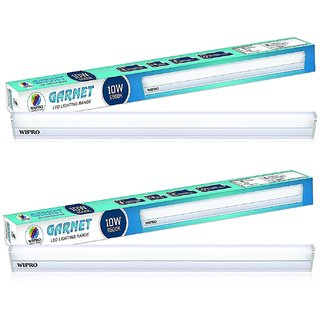 Pack of 2 Wipro Garnet 2 Feet 10W LED Batten